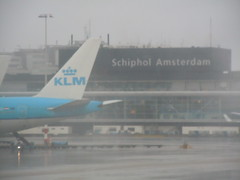 Schipol Amsterdam Airport with KLM (orclimber) Tags: amsterdam airport with klm schipol