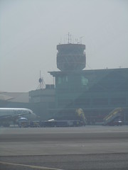 AIRPORT CONTROL TOWER DELHI (orclimber) Tags: india tower airport control delhi