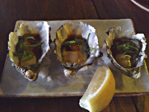 kaki (oysters)