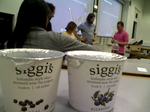Siggi's Icelandic Skyr Natural Yogurt - Columbia Business School
