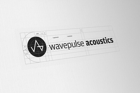 Wavepulse Acoustics Identity header