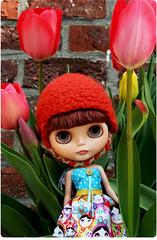 Daar is de lente...