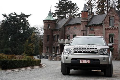 Land Rover Discovery 4 Hse. Land Rover Discovery 4 HSE