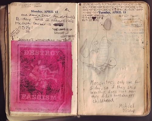 1954: April 12-13