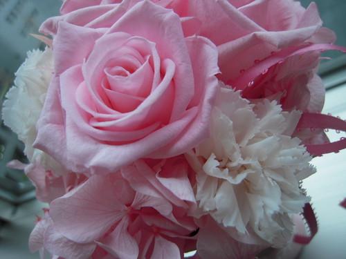 日比谷花壇 プリザーブドフラワー