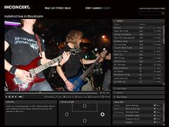Livestream-Konzertplattform INCONCERT