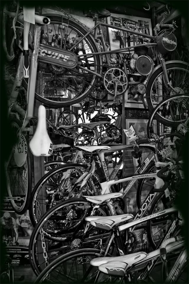 paris bike shop