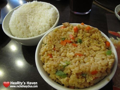rice tempura