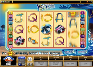 Life's a Beach slot game online review