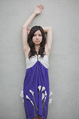 Momo (swanky) Tags: portrait people woman cute girl beauty fashion female momo pretty  vivien 2010  momolin