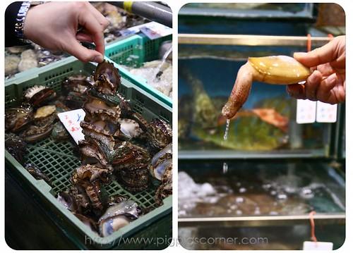 Lamma island fresh seafood