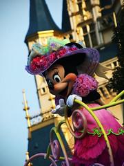 Minnie Mouse @ Tokyo Disneyland