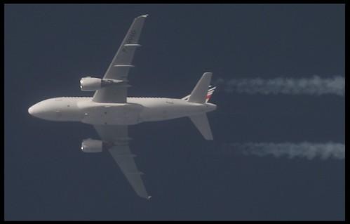 F-GUGD Air France Airbus A318-111