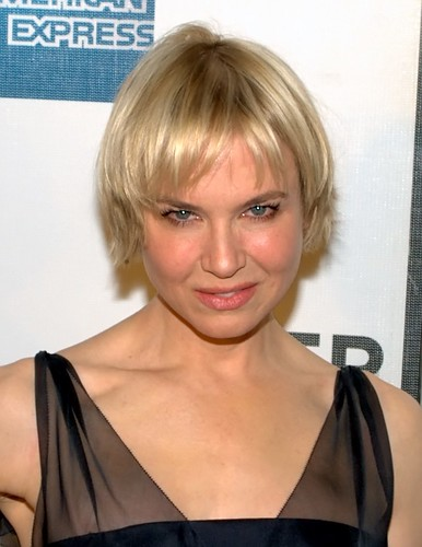 Renee Zellweger Head Shankbone 2010 NYC