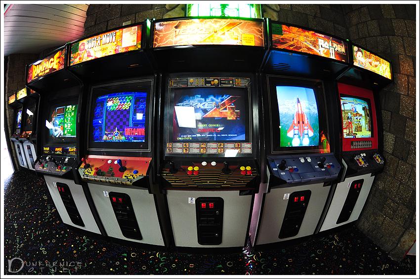 Arcades.