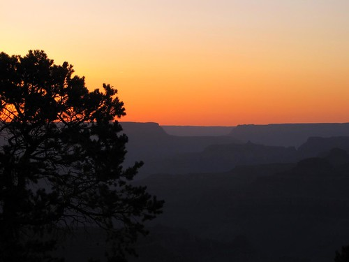 Grand Canyon Sunset-6