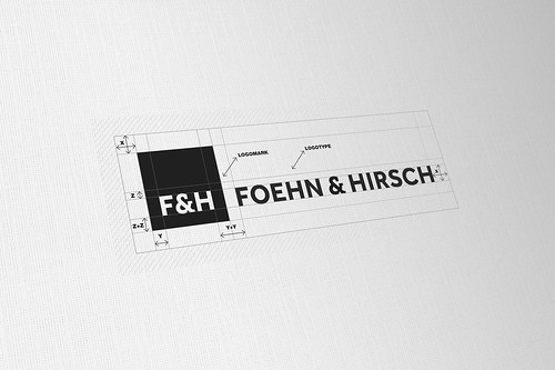 Foehn & Hirsch Logo and Identity Specifications
