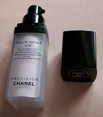 Chanel Beaute initiale eye gel