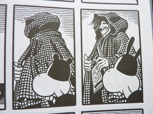Weathercraft and Other Unusual Tales by Jim Woodring (Free Comic Book Day 2010) - detail