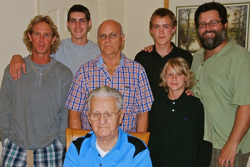Grandpa's 94th Birthday - 18