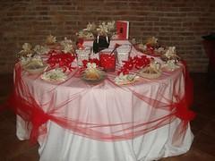 Confettata del Catering La Tata & Leo (AliceRedCoat) Tags: candy sweet confetti sweets buffet candies matrimonio dolci caramelle