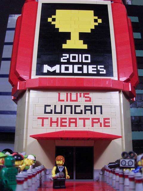2010 Red Carpet Show -  Mocie Awards
