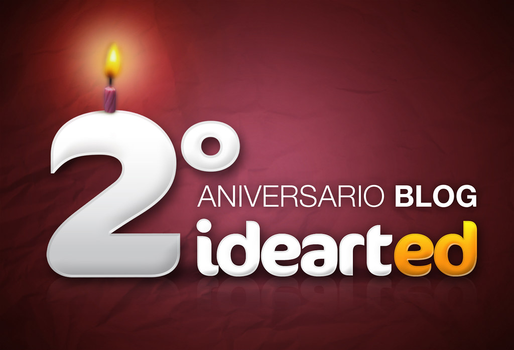 II Aniversario-idearted