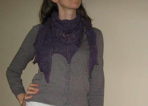Fountain pen shawl