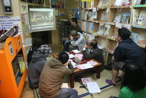 てれれ上映会 2010.5.11