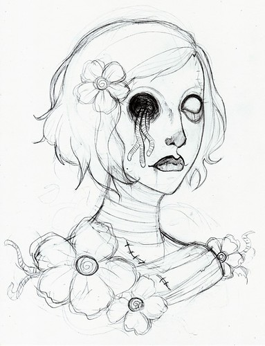 wormflowersketch
