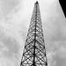 Tower at Radio Marina