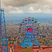 tibidabo & the city