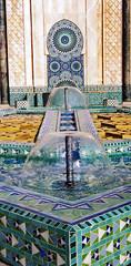 Casablanca, Morocco (Sue Powell) Tags: morocco casablanca zellij