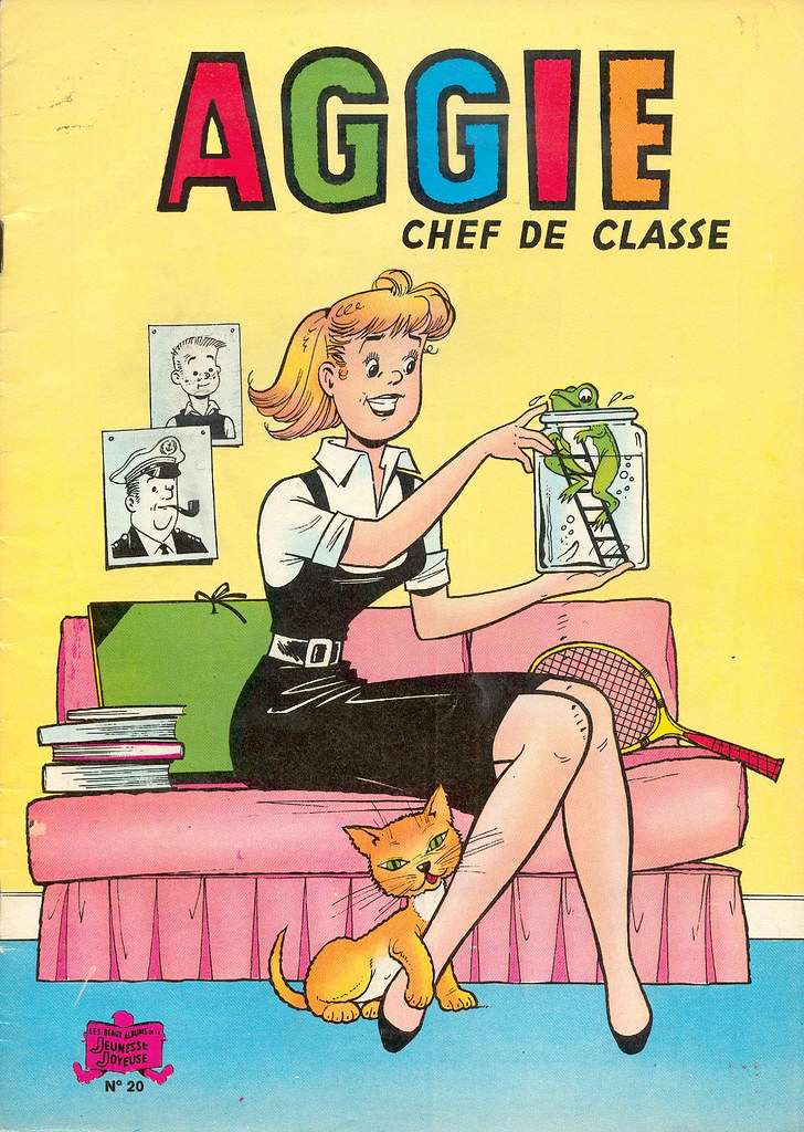 Aggie chef de classe N°20
