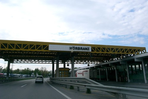 Austrian-German Border