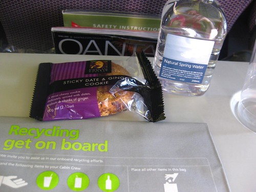 Qantas to Mebourne