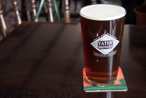 A pint of Yates
