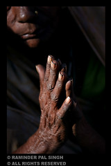 Humble (Raminder Pal Singh) Tags: dark hands dof praying nails humble bestofflickr selectivefocus bestshots lightandshade foldedhands indianwoman canonshot indianlady humbleness indianshot canon50d flickrsbest indianview raminderpalsingh prayerposture shotoncanon