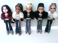 Bratz forever diamondz (Meike1995 MOVED TO Meike1995-) Tags: jade sasha forever yasmin bratz cloe diamondz sharidan