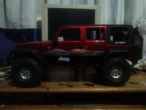 Jeep JK Blue HEMI 4629864339_4913a65019
