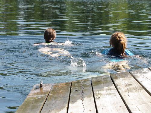 May 24 swim