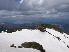 雲峰山を振り返る