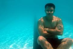 Swim (zeturna) Tags: summer hot water pool swim nikon underwater neil swimmingpool makati masa waterproof makaticity elnio underwatercase d40 zet dicapac wps10