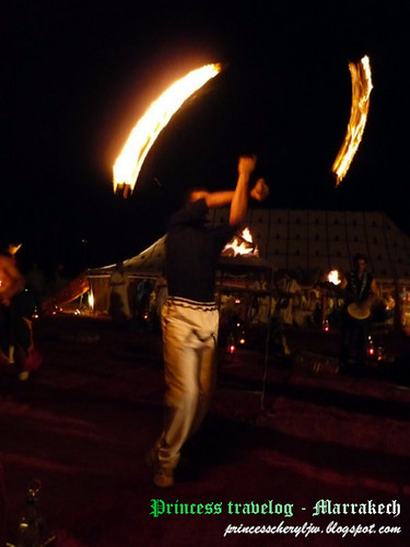 Fire dancer 1-2