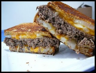Grilled Cheeseburger: Holy Cannoli Recipes