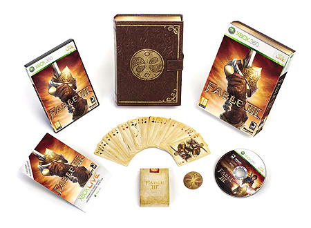 Fable III en édition collector limitée sur Xbox 360