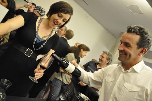@TinhornCreek Wine Tasting with a #SocialTwist