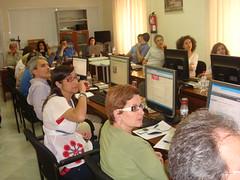 Participantes del DPA atendiendo