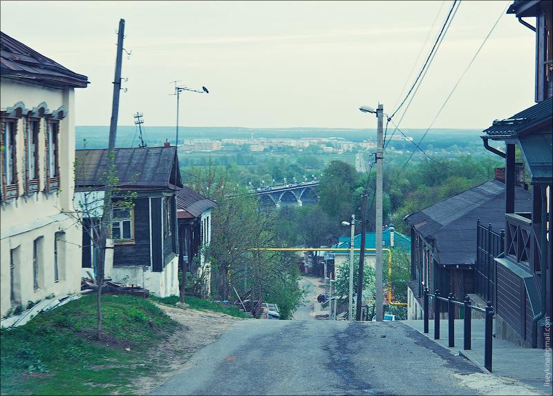 Улица. Владимир