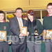 Formula 1 Competition , presented by Cllr Seamus Ryan to Dale Kervick ,Aoife Flynn and Conor Reidy